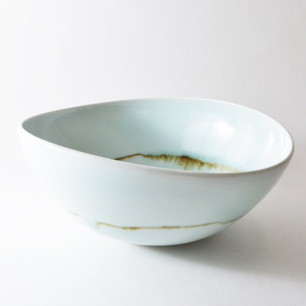 Image of altered serving bowl