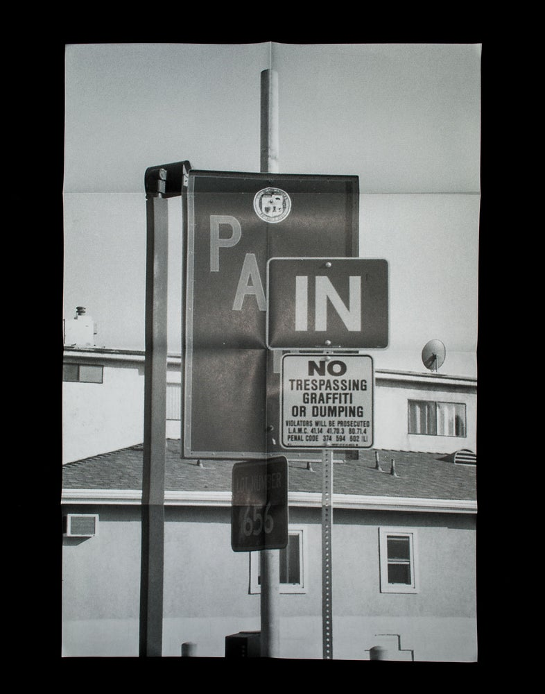 "Image of ""Pain"" Poster"