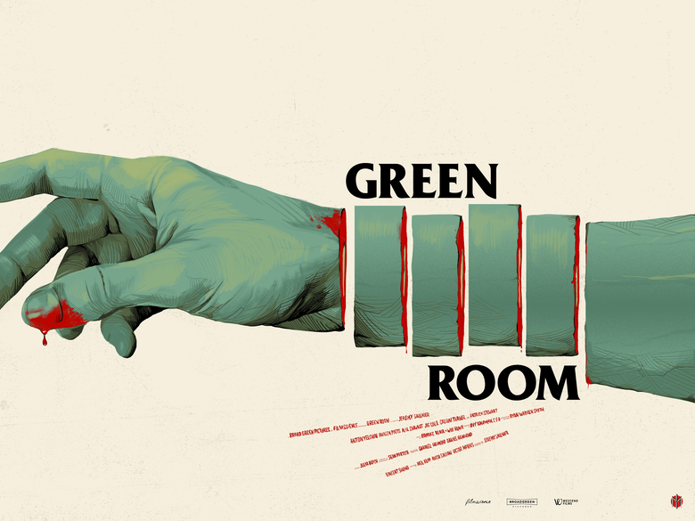 Image of Green Room - Regular