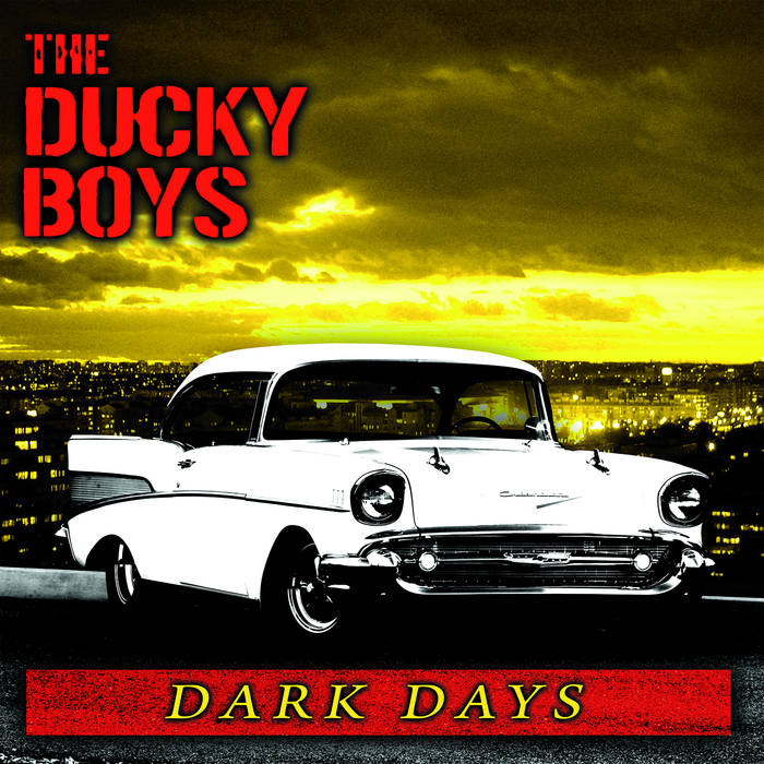 Image of Ducky Boys - Dark Days LP