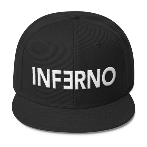 Image of INFERNO SNAPBACK HAT