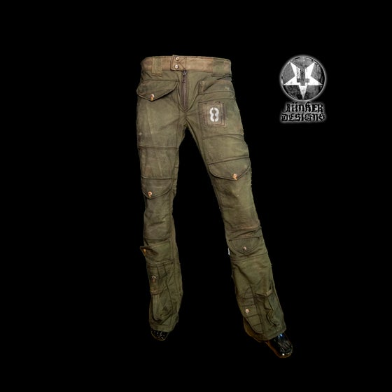 Image of Junker Designs Men's Call of Duty Pants in Army Green
