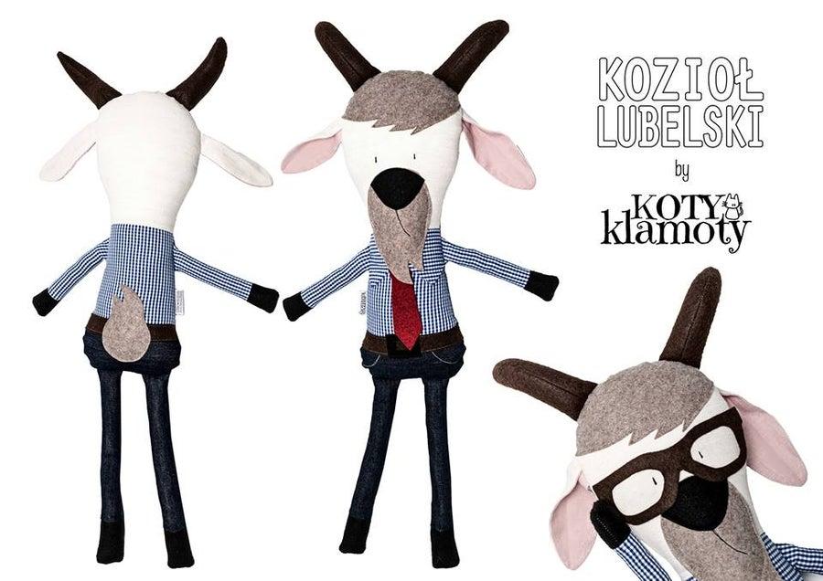 Image of Pan Kozioł / KOTY KLAMOTY