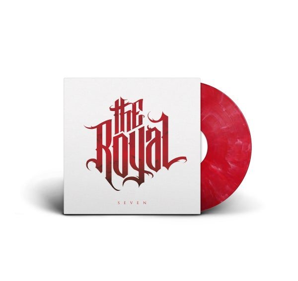 """Image of The Royal """"Seven"""" LP"""