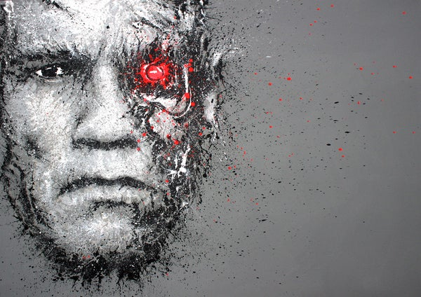 Image of TERMINATOR (Limited Edition Print)