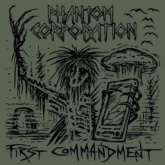 Image of Phantom Corporation - First Commandment