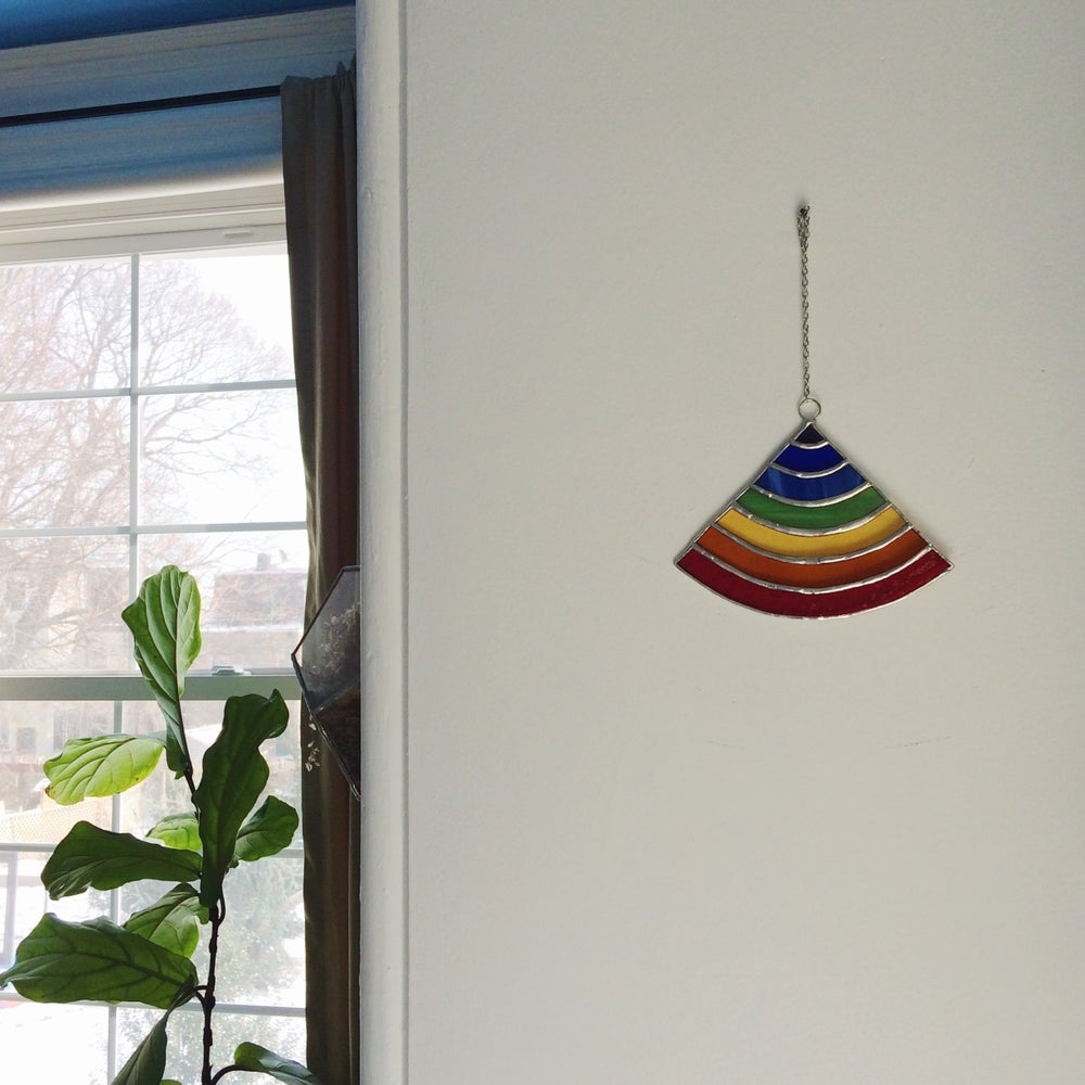 Image of Rainbow Suncatcher