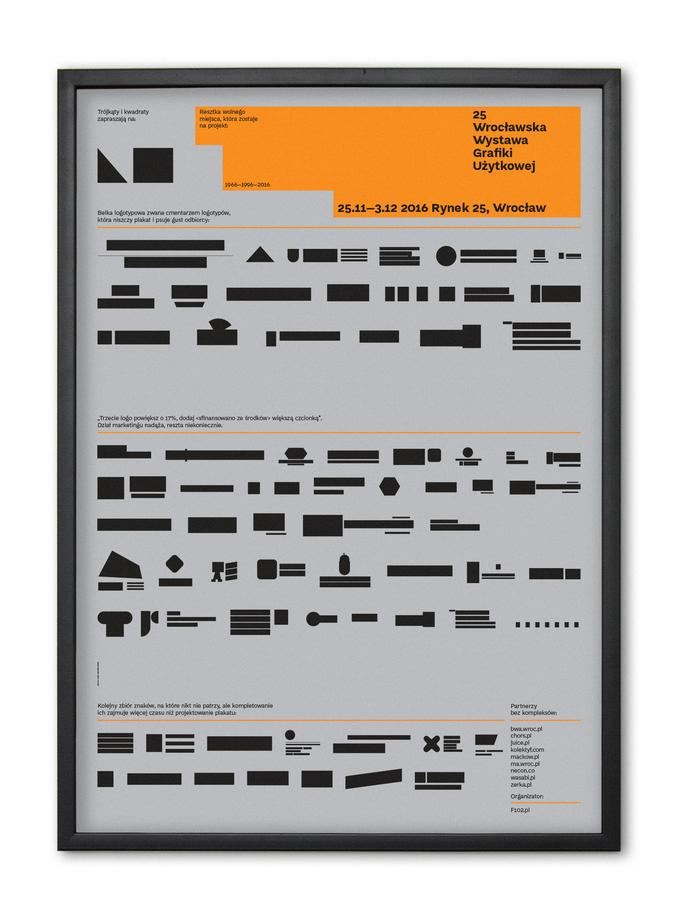 Image of 25. Wystawa Wrocławskiej Grafiki Użytkowej