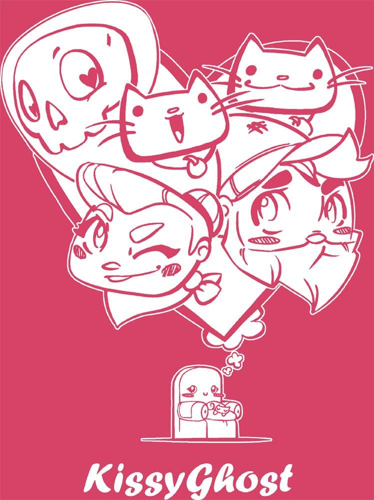 Image of KissyGhost T-Shirt