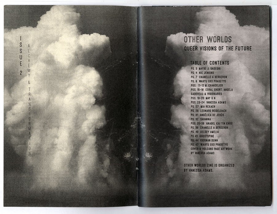 Image of Other Worlds Issue 2