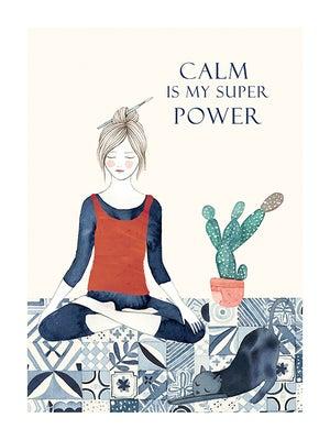 Image of Calm Print