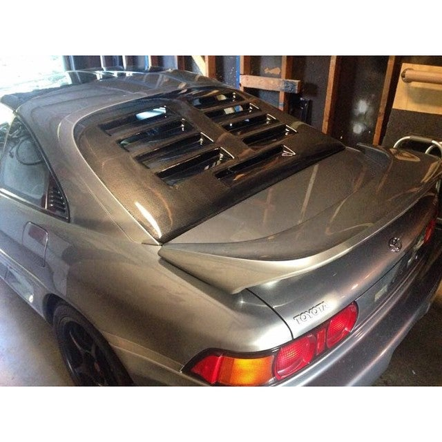 Auto Add Ons >> Camposites — 91-99 MR2 MK2 SW20 ASK Sport Engine Lid
