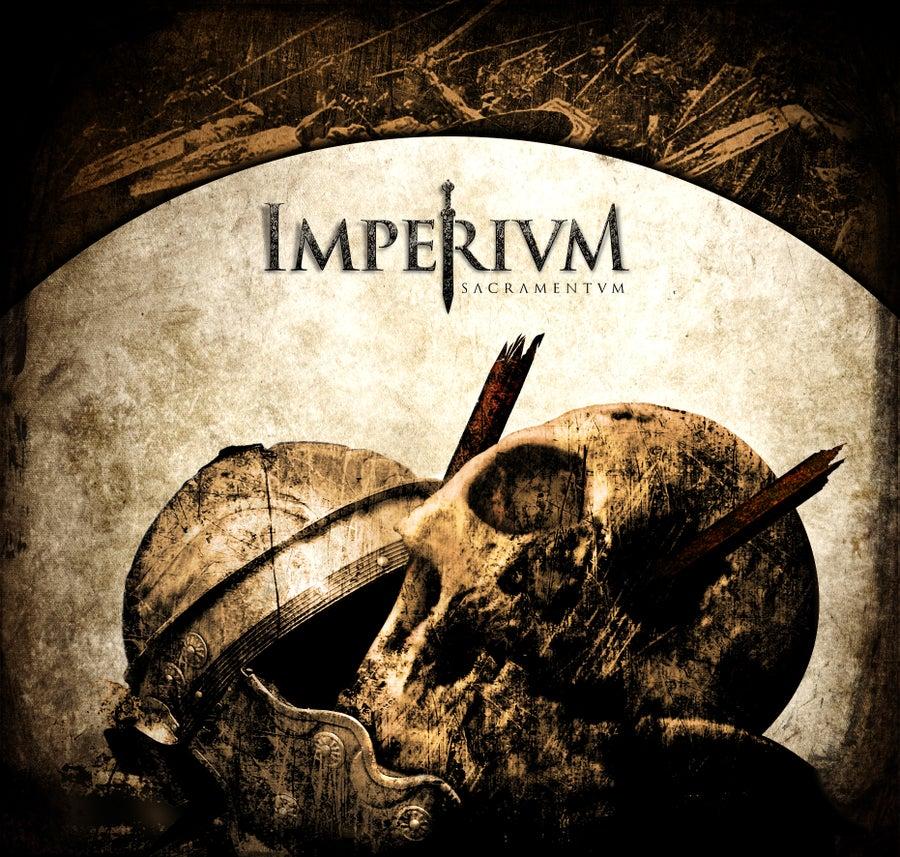 Image of Sacramentum Album CD