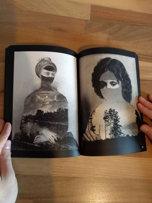 Image of Sometimes I See Myself Sleeping In A Stone Of Falling Eyes - øjeRum (Second Edition)