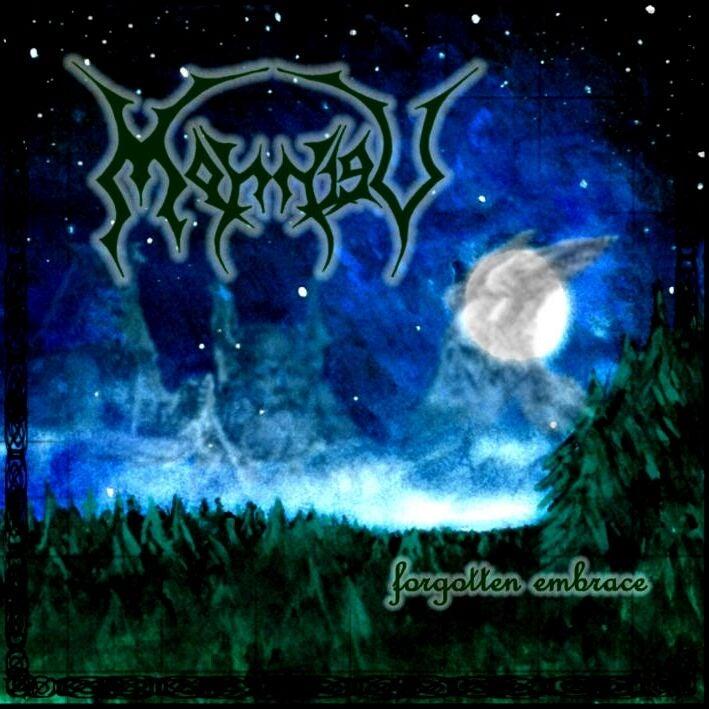 Image of Morrigu Forgotten Embrace CD (2001)