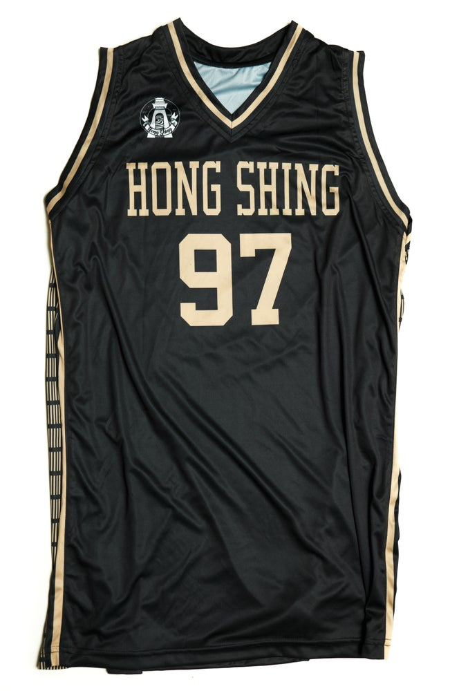 Image of Hong Shing Signature Basketball Jersey