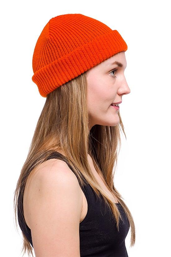 Image of WOOLEN BEANIE Orange