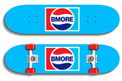 Image of Bmore Cola Popsicle Skate Deck -NEW!-