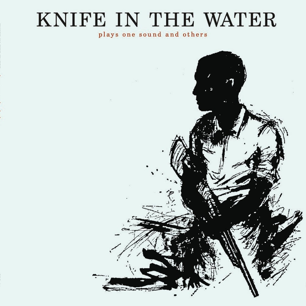 """Image of Knife In the Water """"Plays One Sound and Others"""" VINYL LP"""