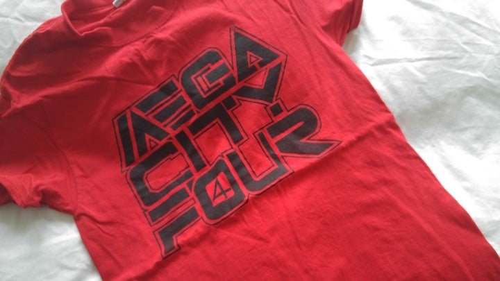 Image of MC4 Revolution tshirt