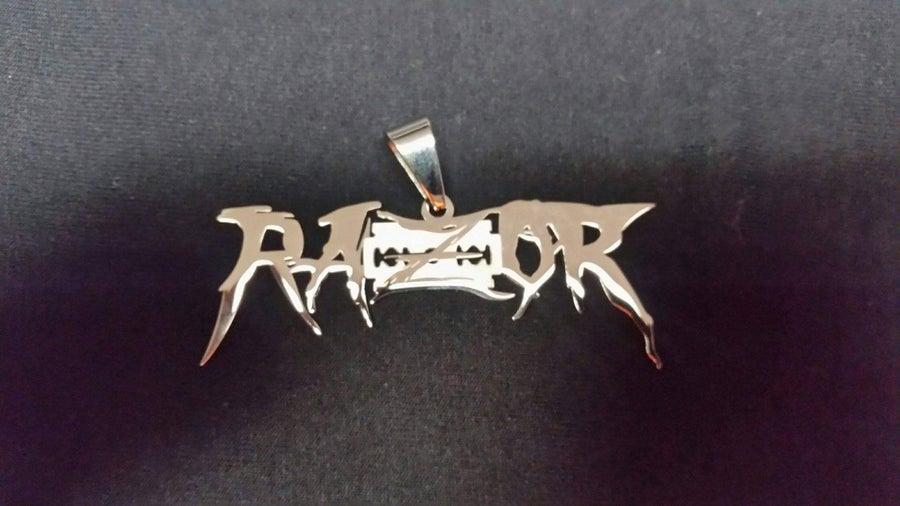 Image of RAZOR -Charm