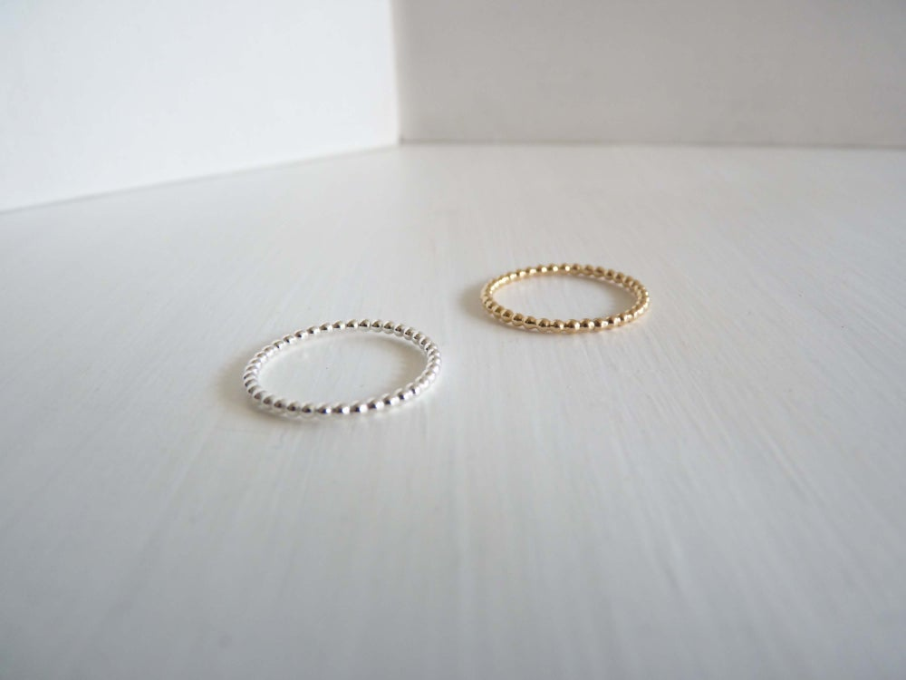 Image of Bead ring