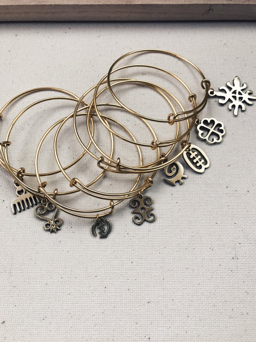 Image of Vibez Bangles // Adjustable Bangles
