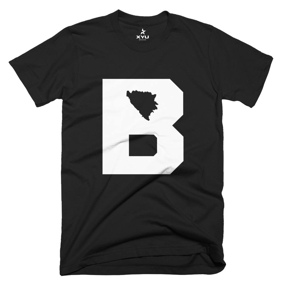 "Image of ""B"" - Bosnia T-Shirt"