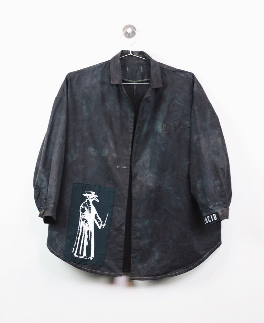 Image of PLAGUE DOCTOR COAT