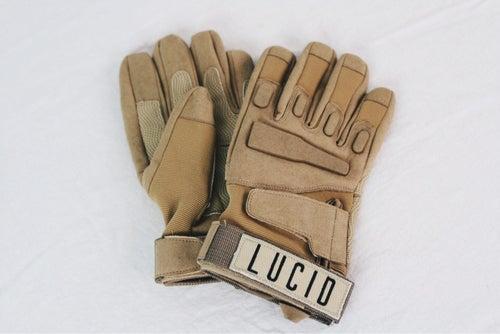 Image of 025-Soulja Gloves (sand)