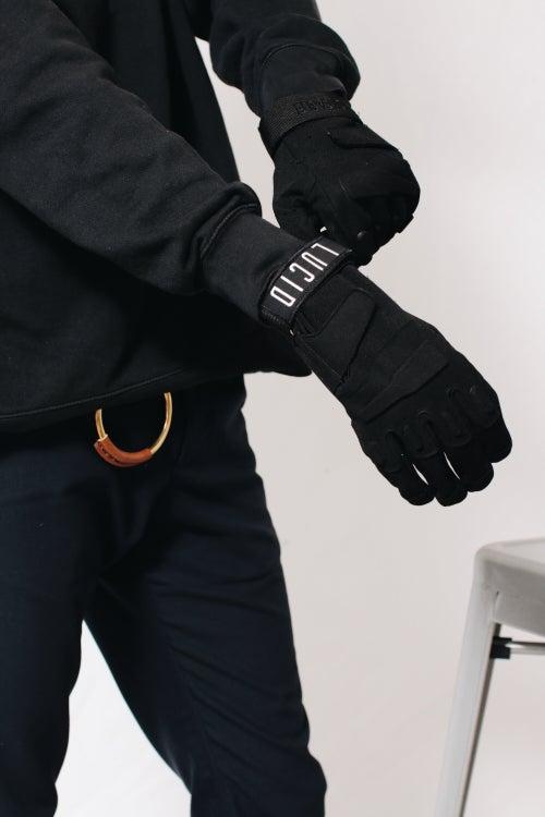 Image of 026-Soulja Gloves (black)