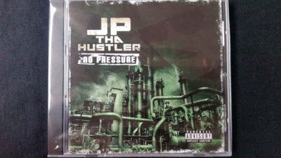 Image of JP THA HUSTLER- No Pressure CD