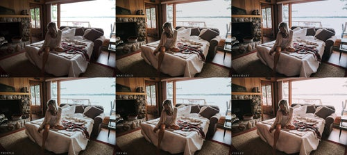 Image of LIGHTROOM Presets - Paisley Ann Photography - [JUNIPER FILM COLLECTION]