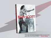 Image of 'My Bon Scott' soft cover book