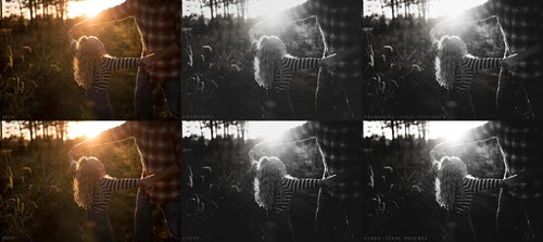 Image of Photoshop Actions - Paisley Ann Photography - [Final Touches Collection]