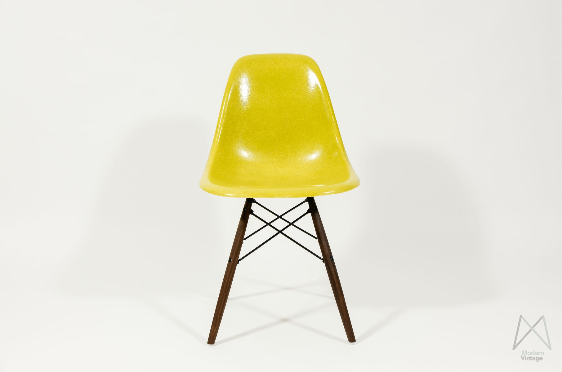 Vintage eames chair - Image Of Brilliant Yellow Dsw Dsr Dsx Herman Miller