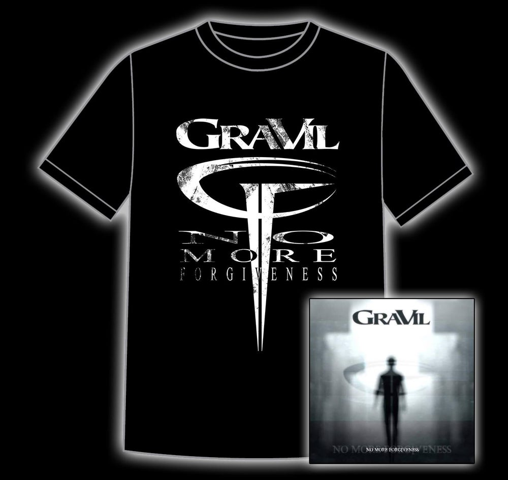 Image of No More Forgiveness Album Bundle