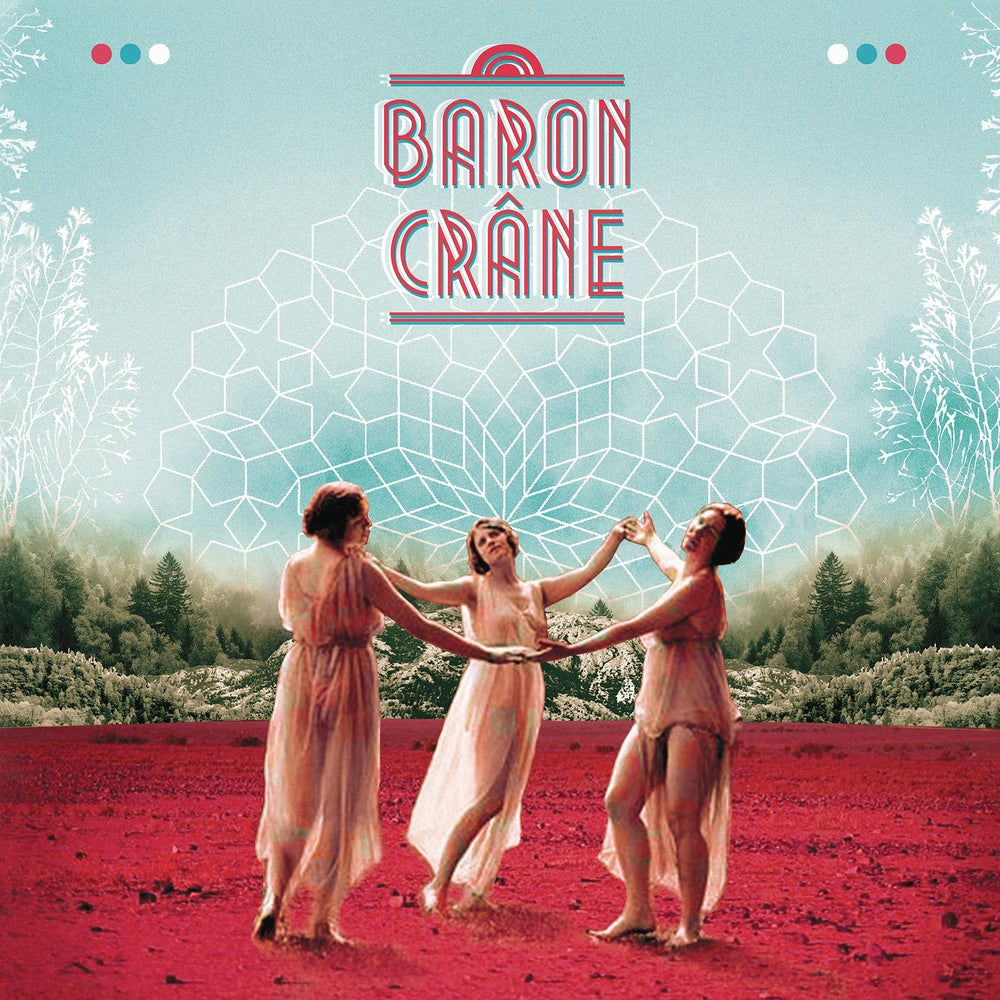 Image of Baron Crâne - Electric Shades (vinyl)