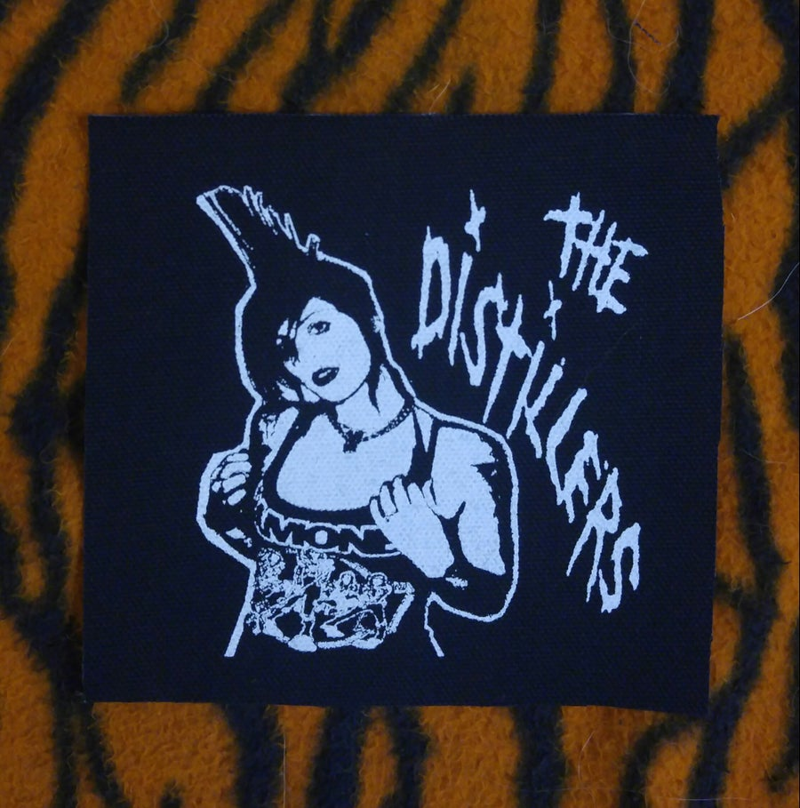 Image of Pick 1 patch - The Distillers, Brody Dalle, Suicidal Tendencies, Possessed To Skate