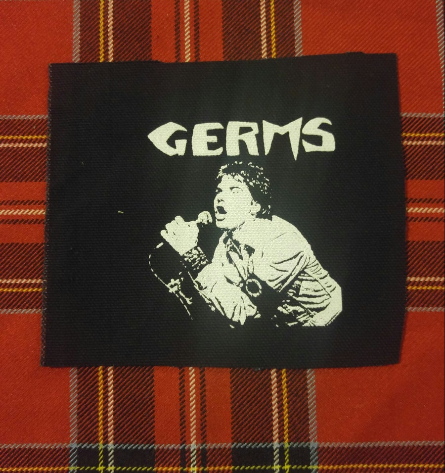 Image of Pick 1 patch - NOFX, The Germs, G.G. Allin, GWAR