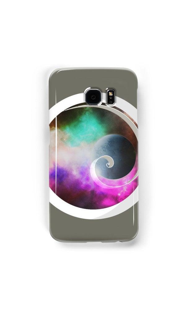 Image of SniperShot Fibonacci Samsung Galaxy Phone Case
