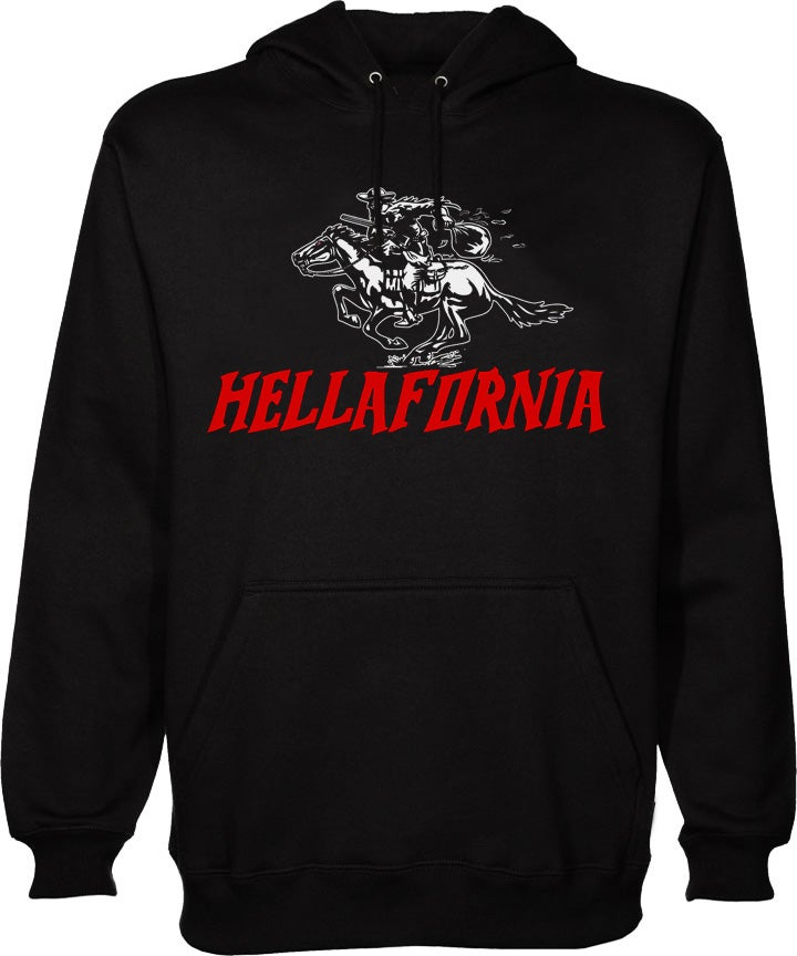 Image of Hellafornia Outlaw Hoodie