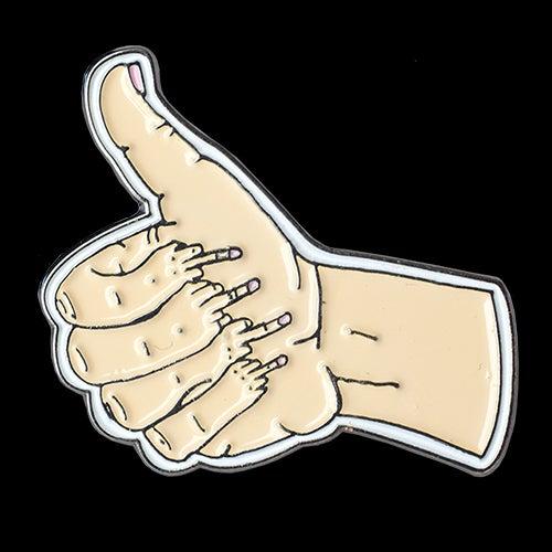 Image of porous walker- thumbs
