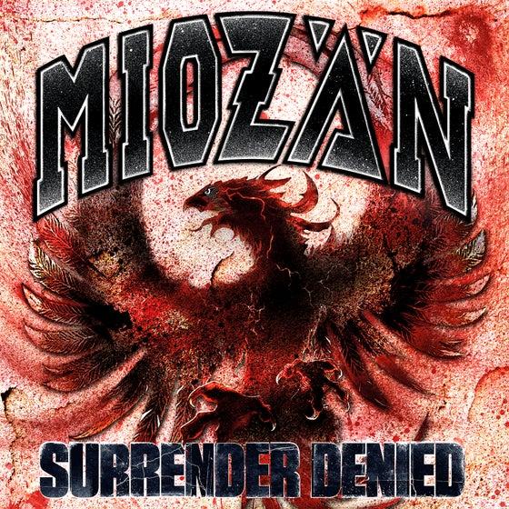 """Image of """"SURRENDER DENIED"""" Digipak-CD"""