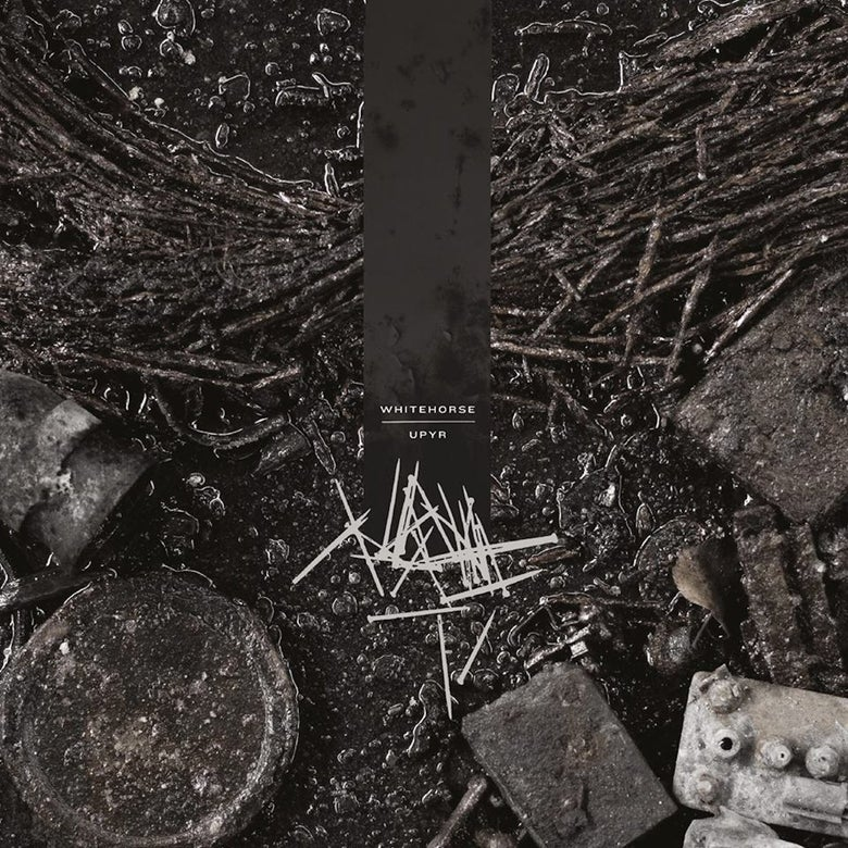 Image of WHITEHORSE / UPYR - split LP