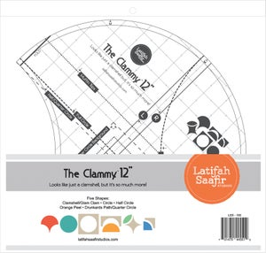 Image of The NEW Clammy 12""