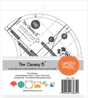 """Image of The NEW Clammy 6"""""""