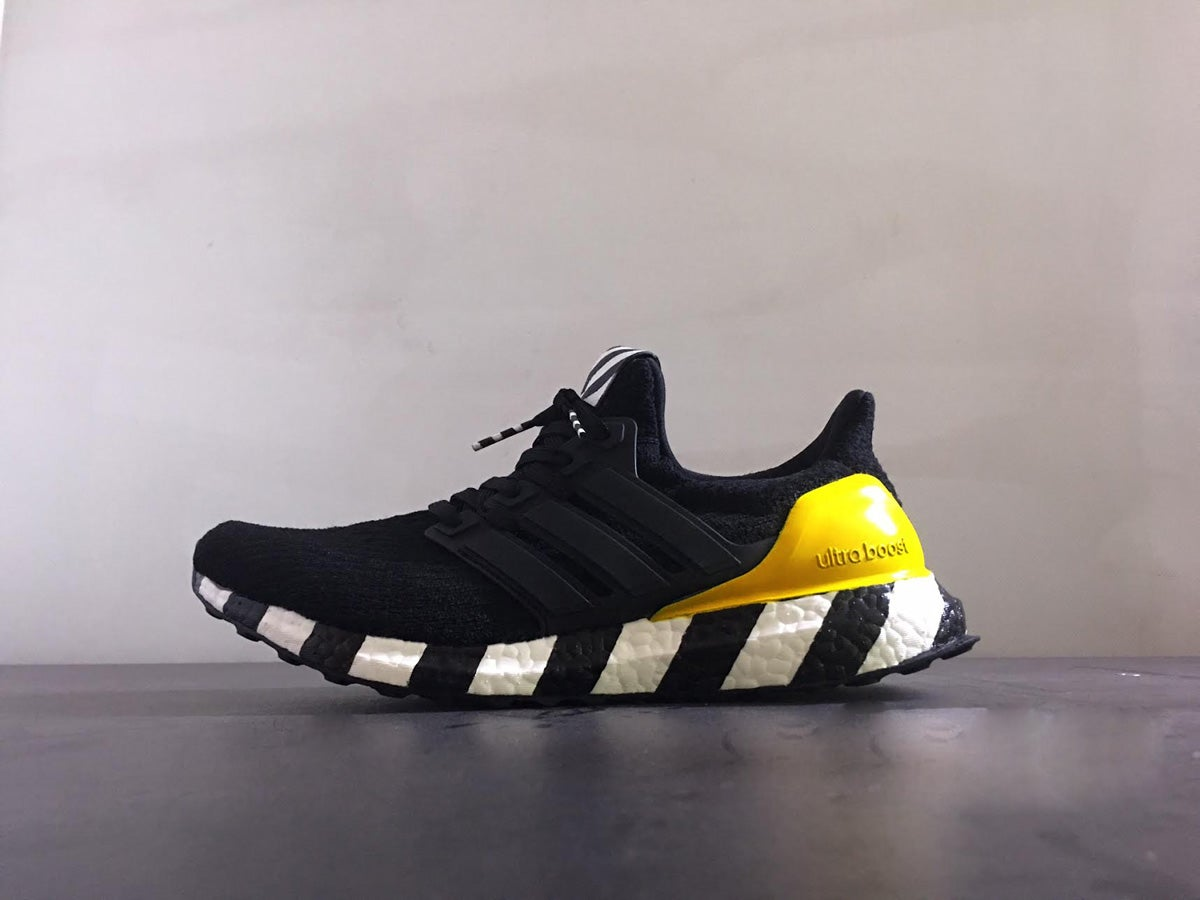 Image of Adidas Ultra Boost OFF WHITE