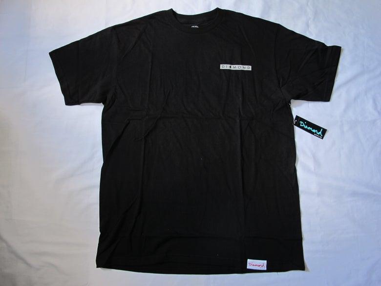 Image of Diamond Supply Co. - Marquise Tee (Black)