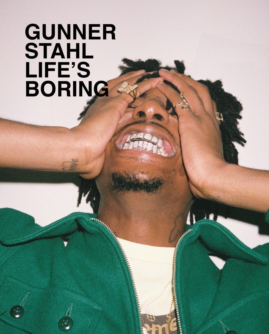 Image of Life's Boring Playboi Carti Cover.
